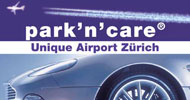 AVP «park'n'care®» Airport-Service
